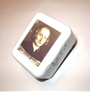 Canon in D Major - Pachelbel - Collectable Music Box Movement, Classical Edition