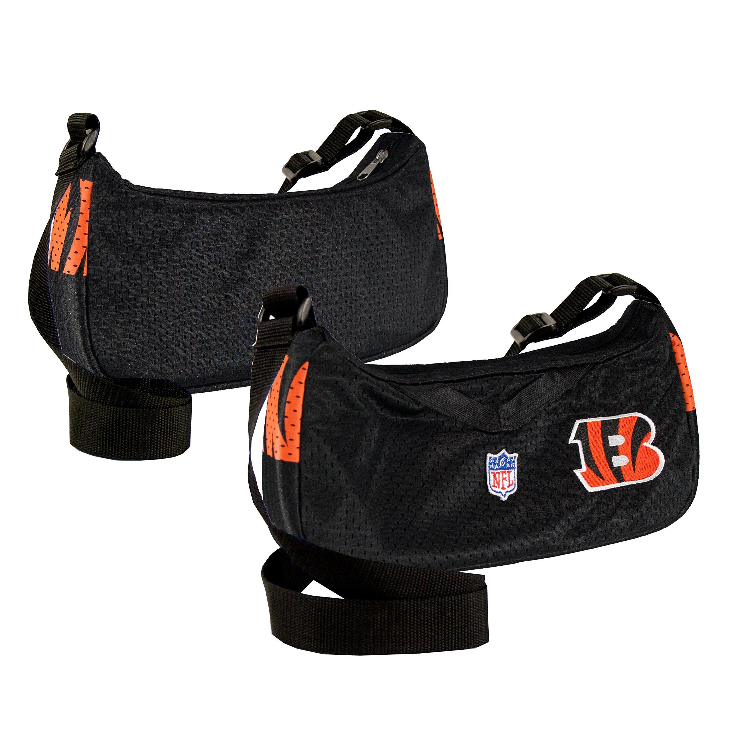 NFL Cincinnati Bengals Jersey Team Purse