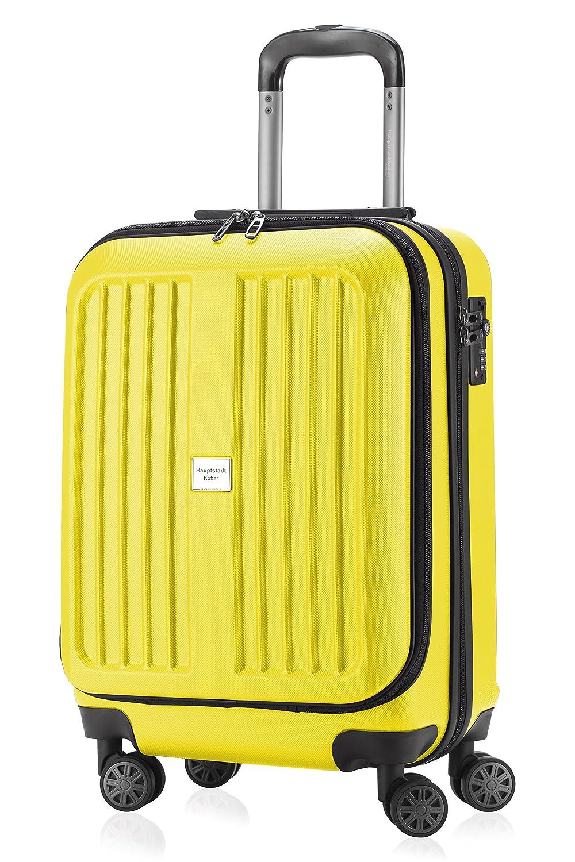Hauptstadtkoffer Maleta amarillo amarillo