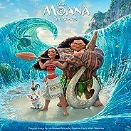 Moana (Original Motion Picture Soundtrack) [LP]