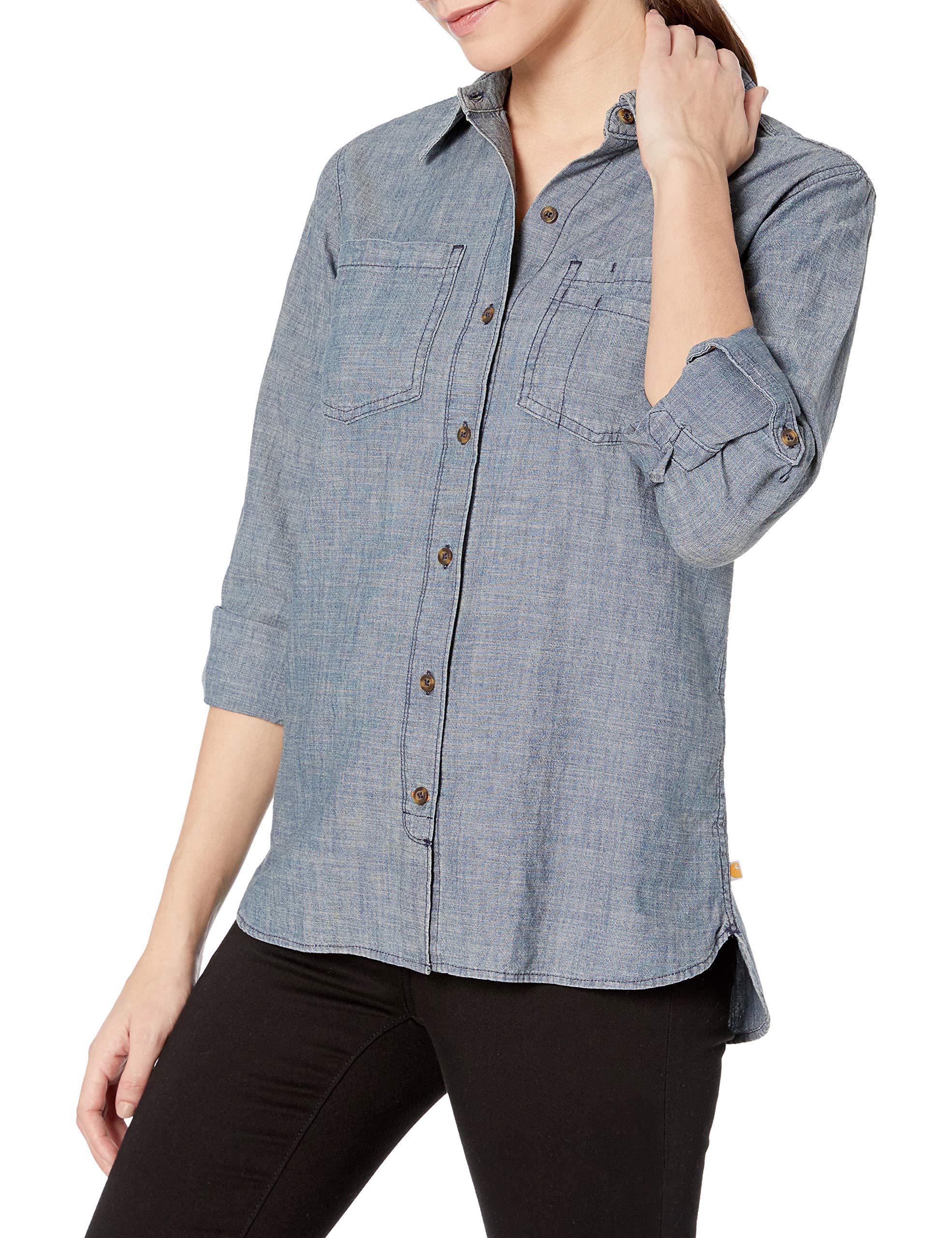 Carhartt Women's Fairview Solid Shirt
