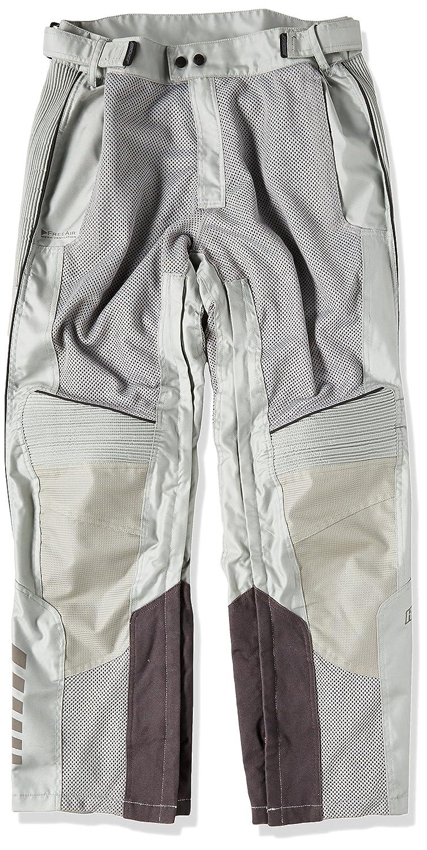 Joe Rocket 1518-3605 Phoenix Ion Men's Mesh Motorcycle Pants (Silver, X-Large)