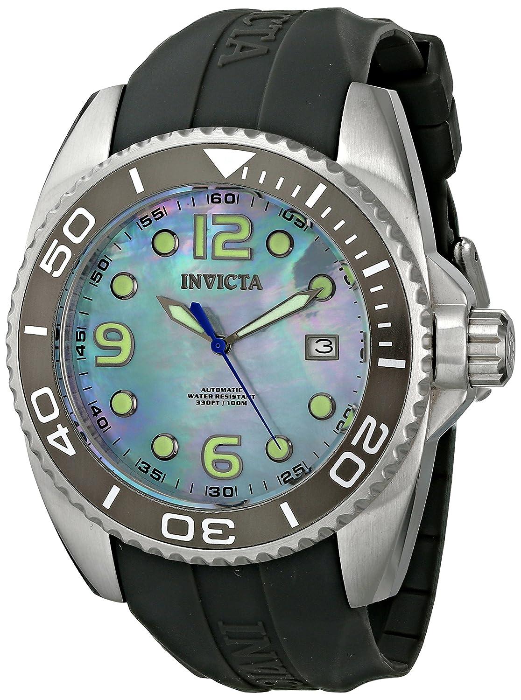 INVICTA 6998 - Reloj de automático para hombre, con correa de plástico, color negro: Amazon.es: Relojes
