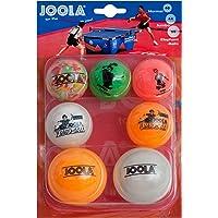 Joola Table Tennis Balls 7 de - Pelota de ping pong ( color ), color carbón, talla única
