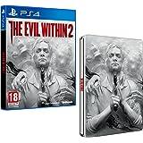 The Evil Within 2 - SteelBook Edition [Esclusiva Amazon] - PlayStation 4