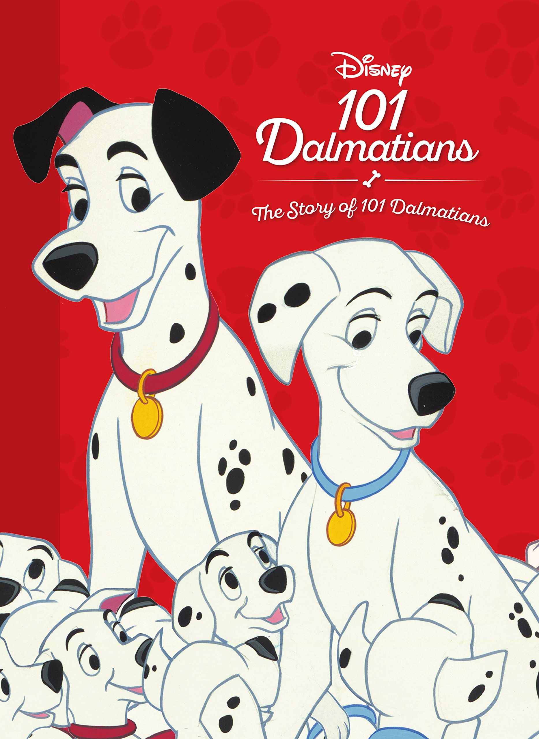 Disney 101 Dalmatians The Story of 101 Dalmatians Movie Collection