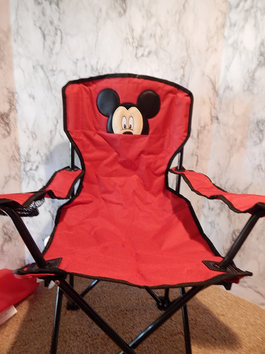 Personalized Mr Mouse Folding Chair (CHILD SIZE)