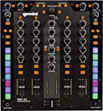 Gemini PMX-20 4 Channel Mixer All Metal Professional DJ Controller with RGB Performance Pads, MIDI and Innofader Ready…