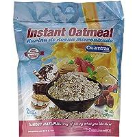 Quamtrax Nutrition Avena Instantánea, Sabor Galleta Tradicional