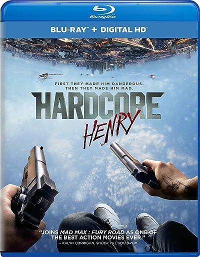 Hardcore Henry 2015 Full English Movie 480p 400MB BluRay