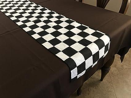 Marvelous Amazon Com Zen Creative Designs Black 2 Inch Checkerboard Download Free Architecture Designs Intelgarnamadebymaigaardcom