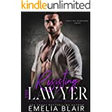 Resisting the Lawyer: Office Friends to Lovers Suspense Romance (Dirty Hot Resistance Series Book 3)
