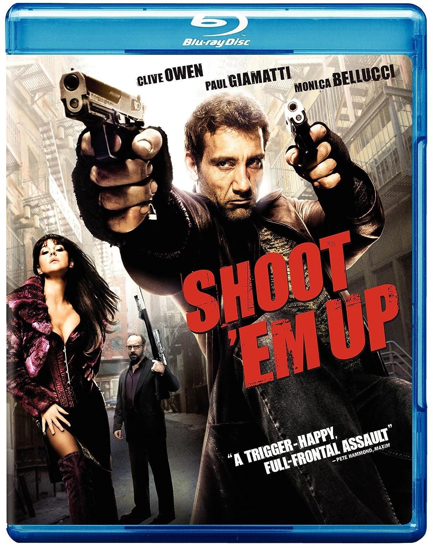 Shoot Em Up (2007) Hollywood Hindi Dubbed Movie ORG [Hindi – English] BluRay 720p & 480p Download