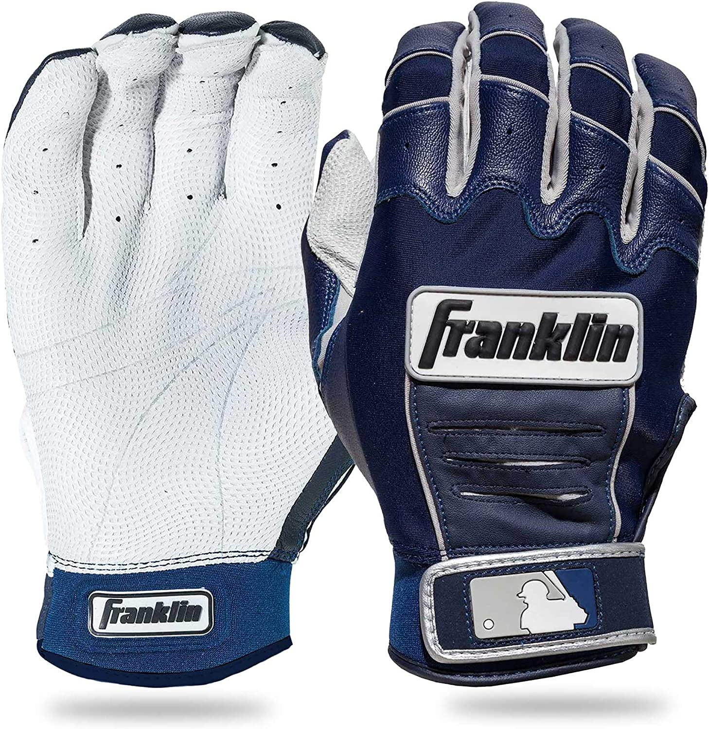 Franklin Sports MLB CFX Pro Baseball and Softball Batting Gloves