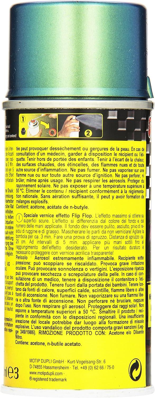 Dupli Color 173899 Flip Flop Ultra Lapis Met Hellgrün Dunkelgrün Auto