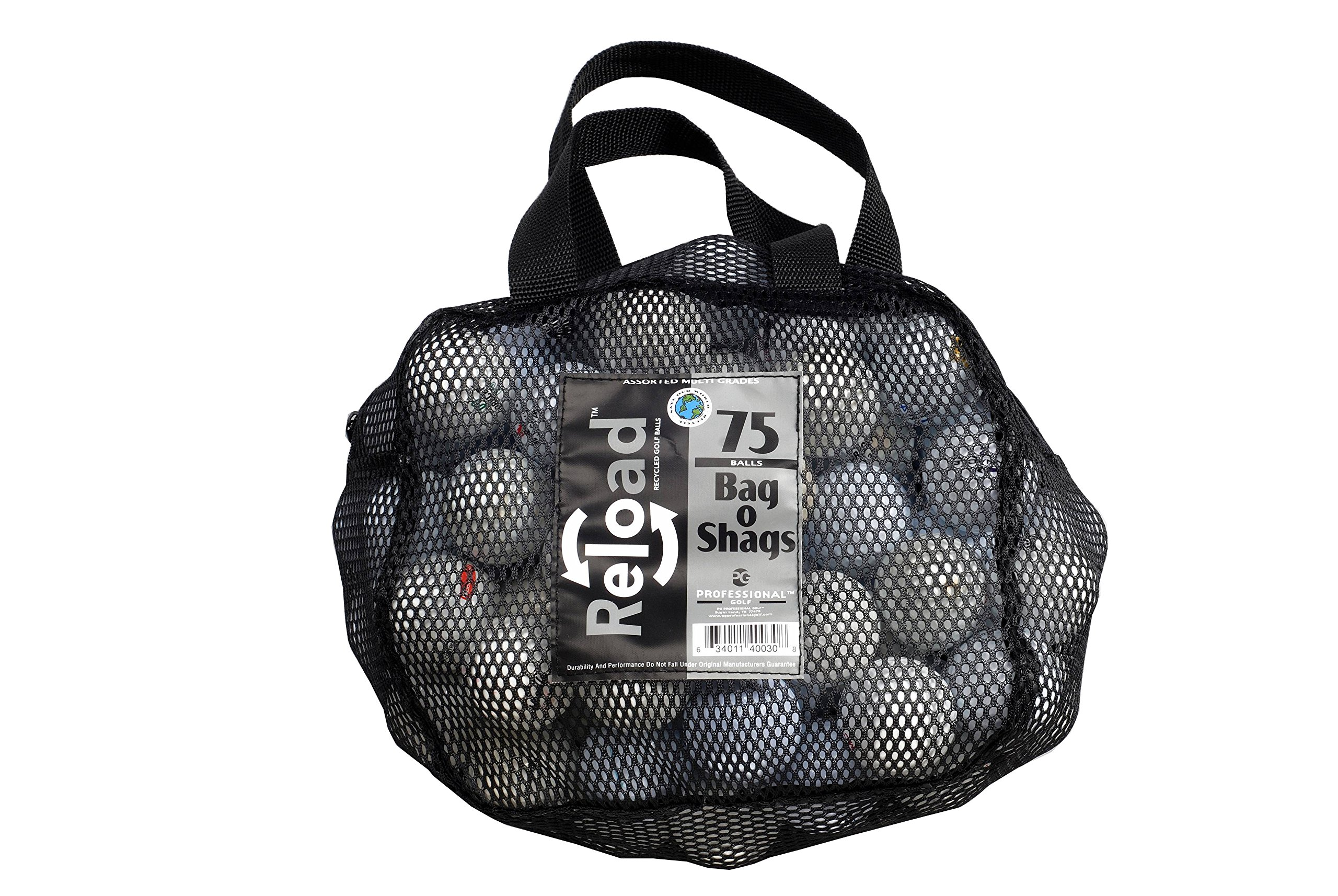 Reload Recycled Golf Balls 75 Ball Mesh Bag by Reload Recycled Golf Balls (Image #1)