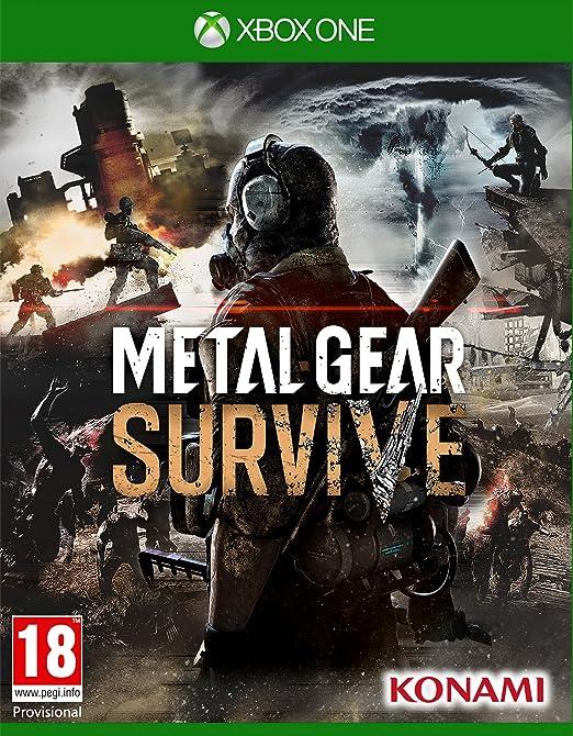 Metal Gear Survive: Amazon.es: Videojuegos