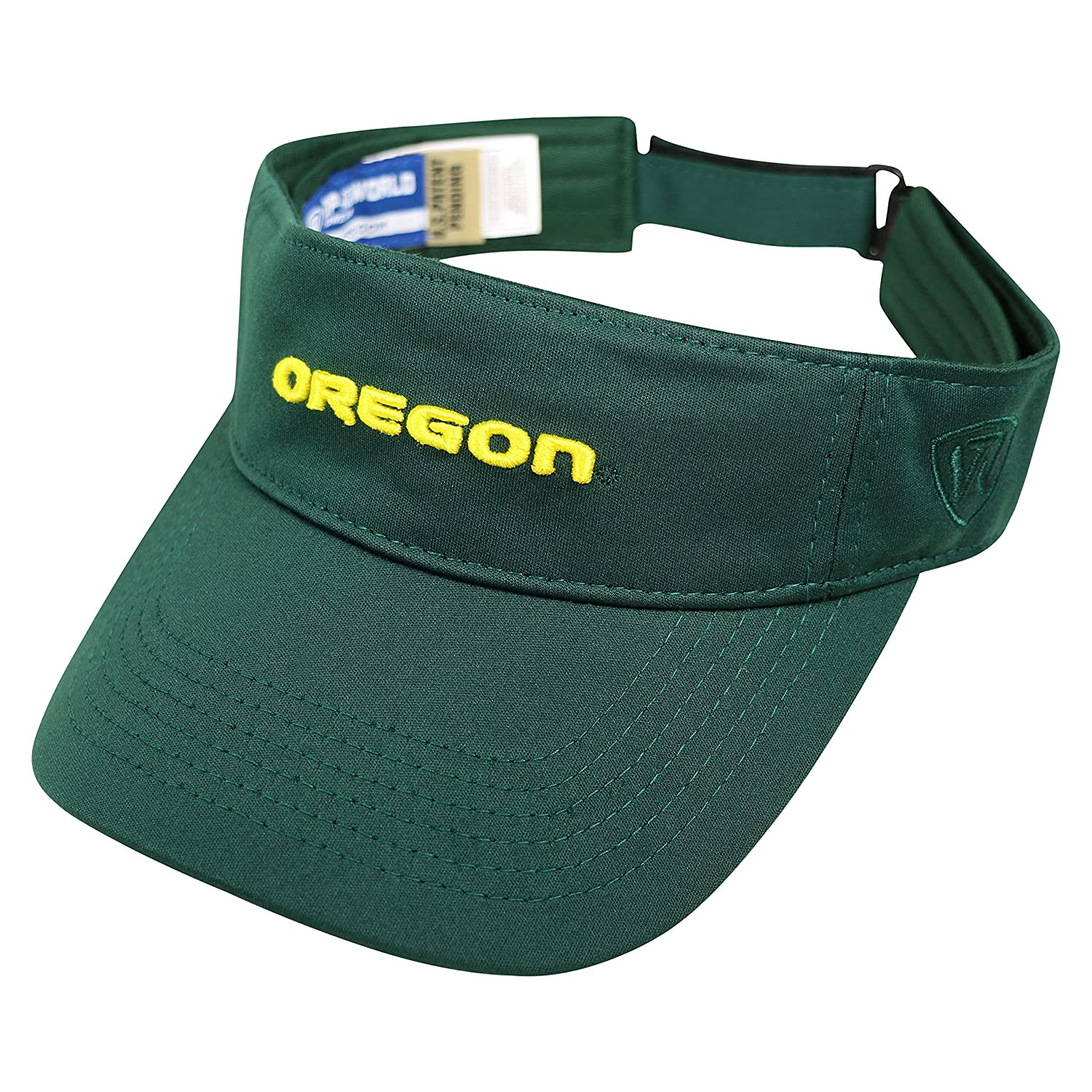 on sale 39445 6ca26 Amazon.com   Florida State Mens Hawkeye Memory Fit Visor One Size Red    Sports   Outdoors