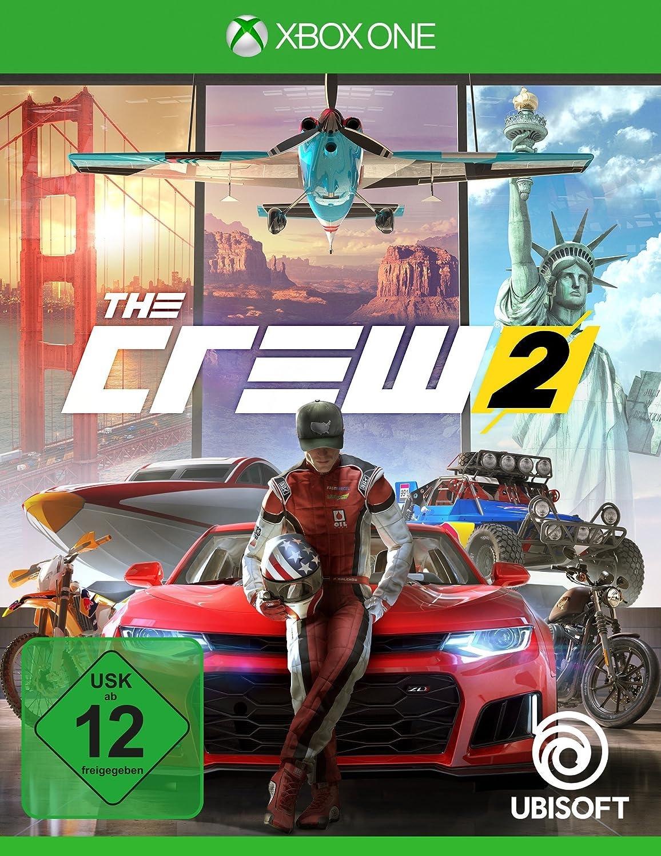 The Crew 2 - Xbox One [Importación alemana]: Amazon.es: Videojuegos
