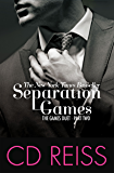 Separation Games (The Games Duet Book 2) (English Edition)