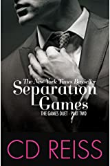Separation Games (The Games Duet Book 2) Kindle Edition