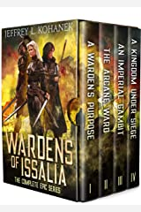 Wardens of Issalia Boxed Set: The Complete Epic Adventure Kindle Edition