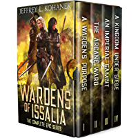 Wardens of Issalia Boxed Set: The Complete Epic Adventure (English Edition)