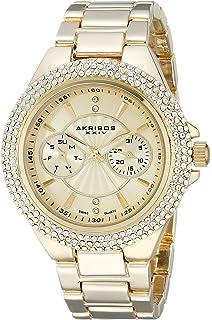 e1bcf93e4d0e Timex Reloj Cronógrafo para Mujer de Cuarzo con Correa en Acero ...