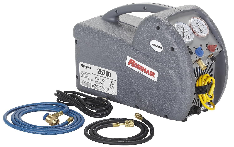 Robinair 25700 Contaminated Refrigerant Recovery Machine