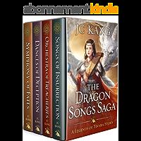 The Dragon Songs Saga: The Complete Epic Quartet (English Edition)