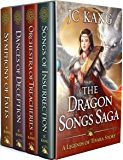 The Dragon Songs Saga Box Set: The Complete Epic Quartet (English Edition)