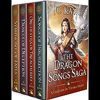 The Dragon Songs Saga Box Set: The Complete Epic Quartet (English Edition)