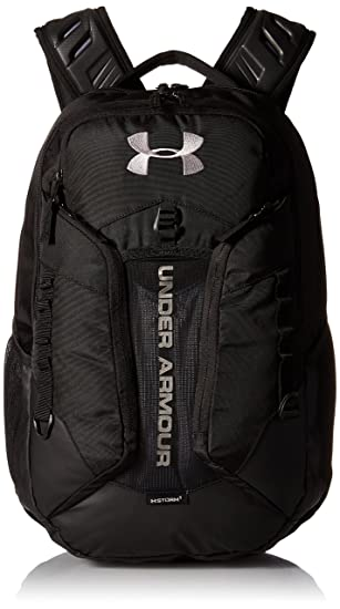 ea6ac10b71d Amazon.com: Under Armour Storm Contender Backpack, Black /Steel, One ...