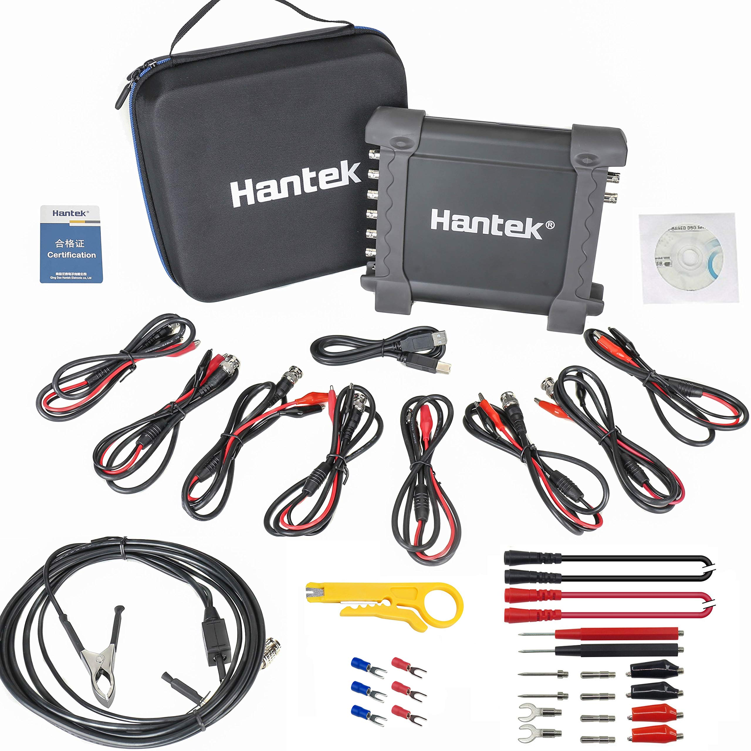 <strong>Hantek 1008C</strong>
