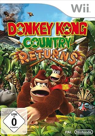 Donkey Kong: Country Returns [Importación alemana]: Amazon.es ...
