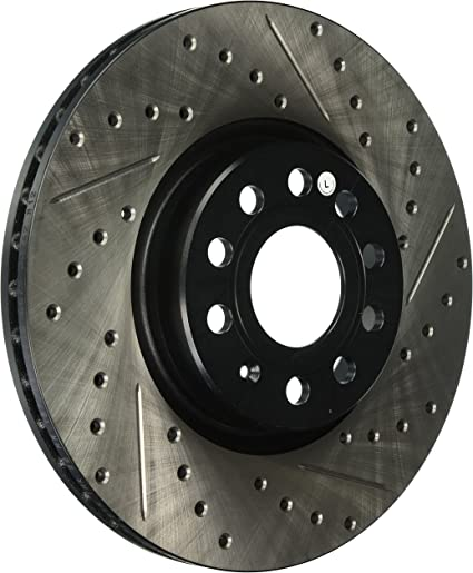127.33098CR Brake Rotor StopTech
