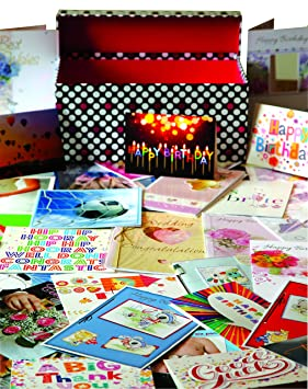 100 Mixed Bulk Wholesale Selection Pack Of Birthday Ocassion Greeting Cards