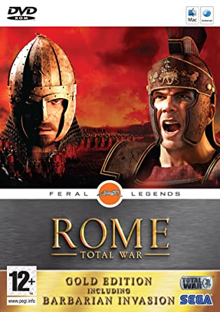 Rome: Total War - Gold Edition (Mac): Amazon co uk: PC