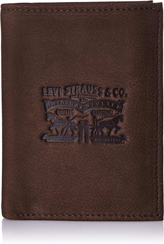 Levi's Vintage Two Horse Vertical, Monedero para Hombre