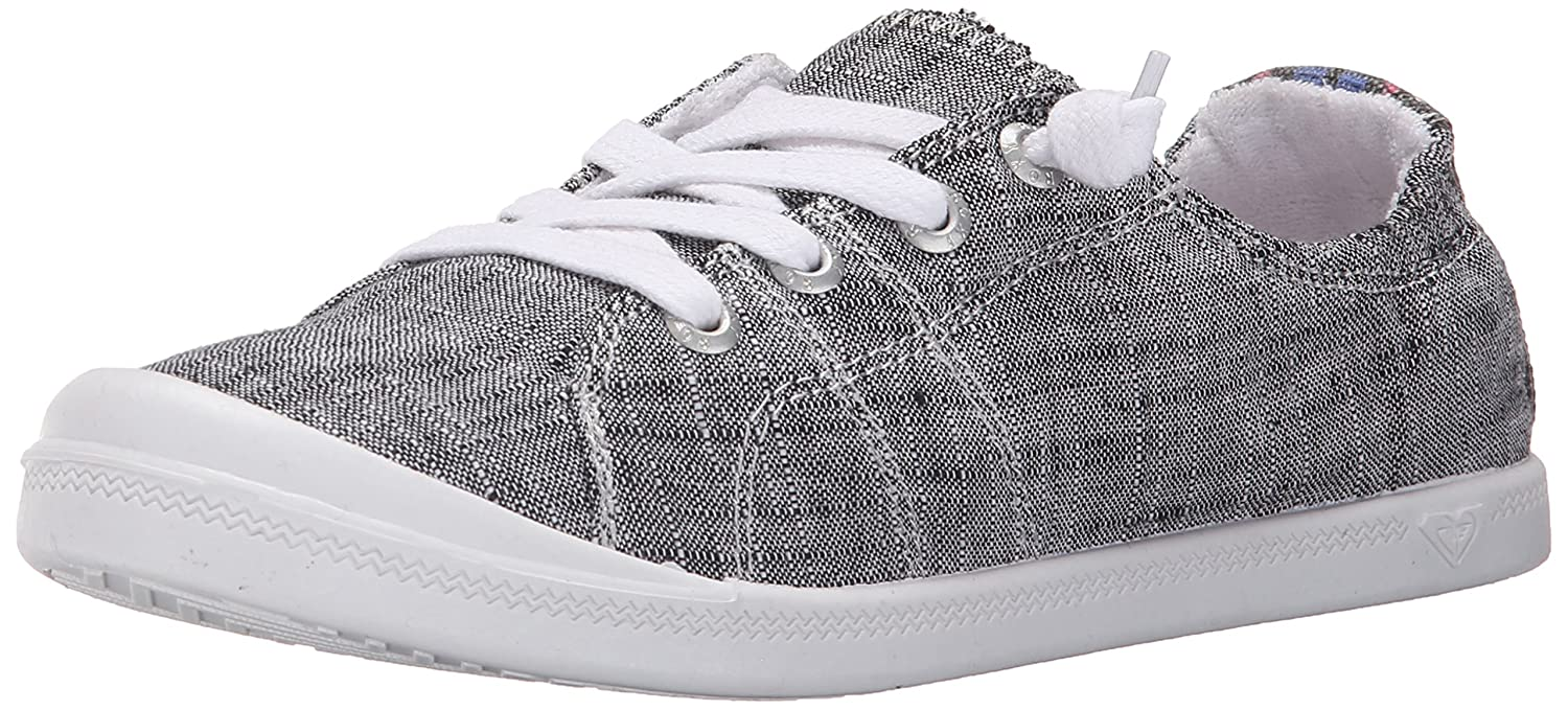 Roxy Women's Rory Fashion Sneaker Shoe B00ZVEJRK4 10 B(M) US|Black
