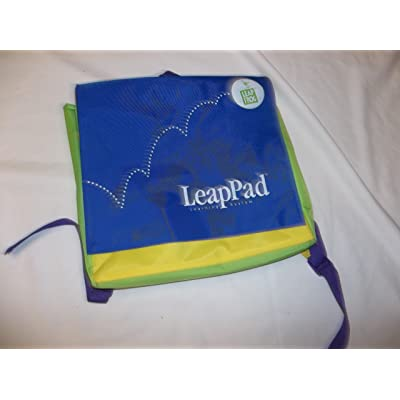 Leap Pad Learning system - Carry Case/backpack, - Good Condition - colors and style may vary - ask about a particular style/color before purchasing: Toys & Games