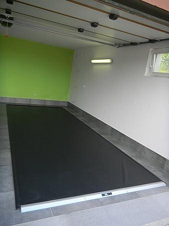 /in schwarz/ Schwarz Garage//Werkstatt//Showroom Bodenbelag EVA-Schaum Matte Tile Interlocking/ /4/St/ück 16sq FT