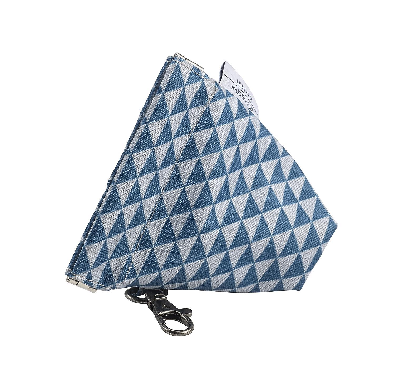 BÉABA Play Print Trousse Range Sucette, Bleu 911593