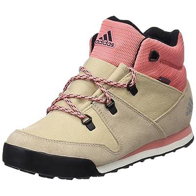 adidas CW Snowpitch K, Chaussures de Randonnée Hautes Mixte enfant