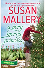 A Very Merry Princess (Happily Inc) Kindle Edition