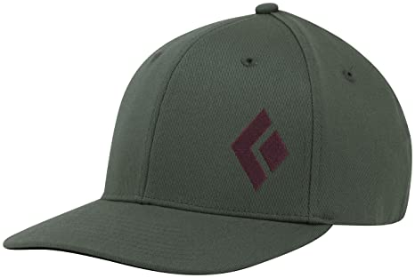 4b1005c3c2a Image Unavailable. Image not available for. Color  Black Diamond Hat ...