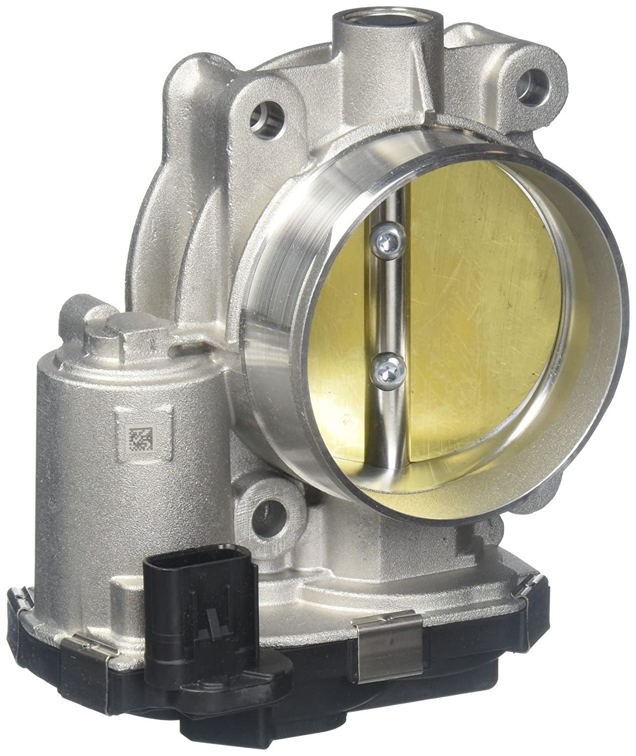 Acdelco 12670981 Gm Original Equipment Fuel Injection 2012 Chevy Traverse Fuse Box Removal Throttle Body Assembly With Sensor Automotive