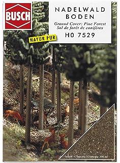Busch HO 1251 Torfballen-Set mit Moorleiche Neu