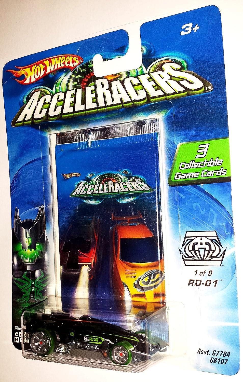 Hot Wheels AcceleRacers Racing Drones #1 of 9 RD-01 Toys & Hobbies ...