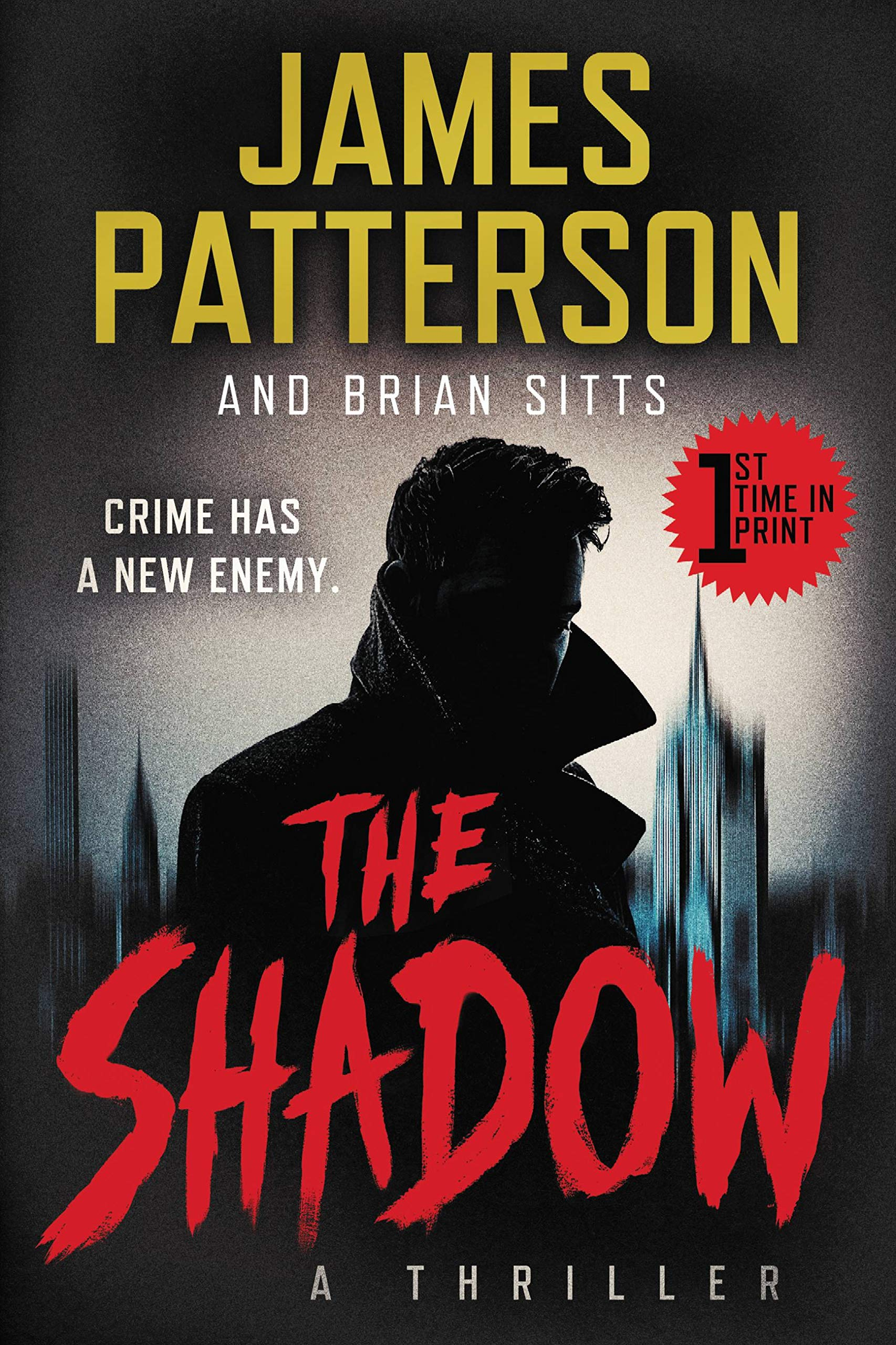 Amazon.com: The Shadow: 9781538703953: Patterson, James, Sitts, Brian: Books